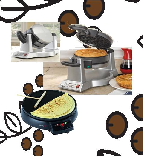 Combo de Creps y Waffles