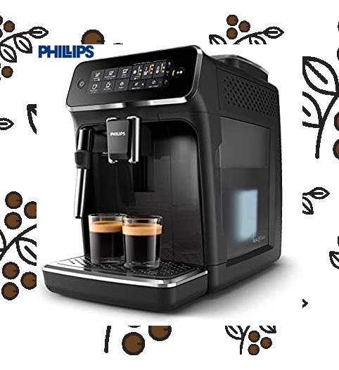 Capuchinera y Dispensadora de Café con Molino incorporado